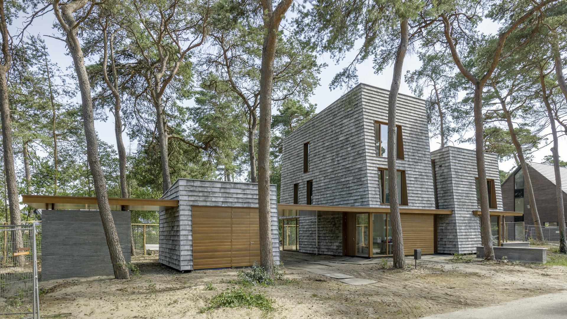 modern woonhuis architect Zeist