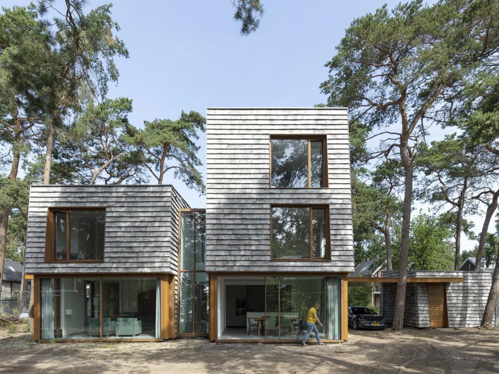 modern woonhuis door Engel Architecten