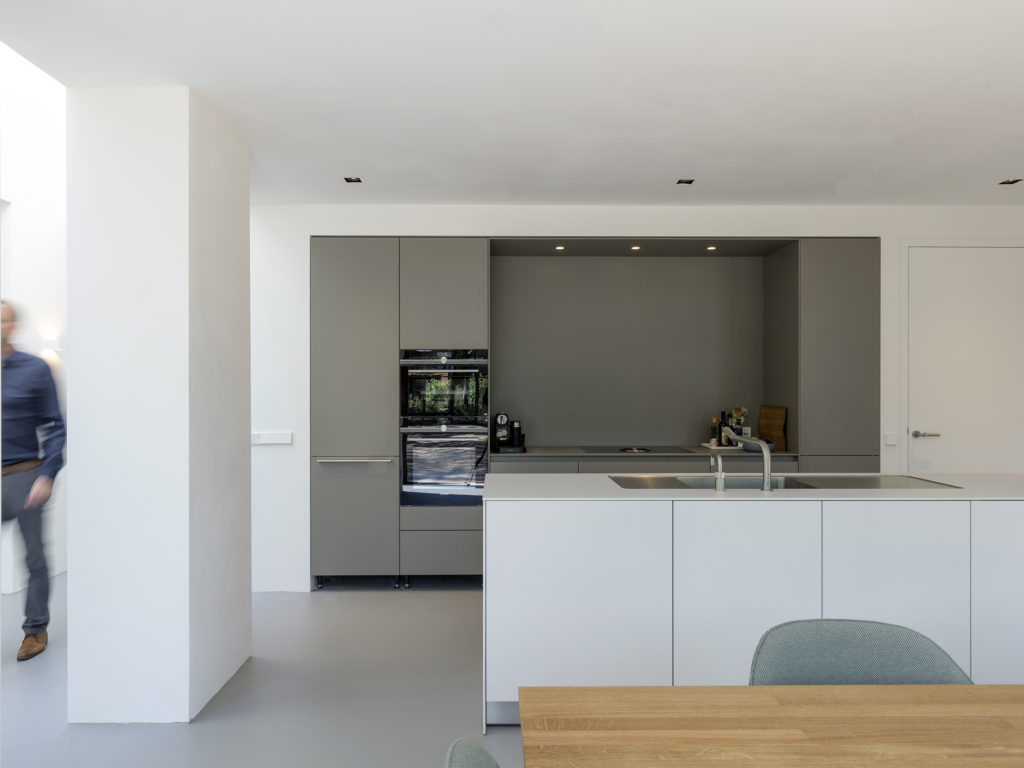 interieurarchitect moderne keuken