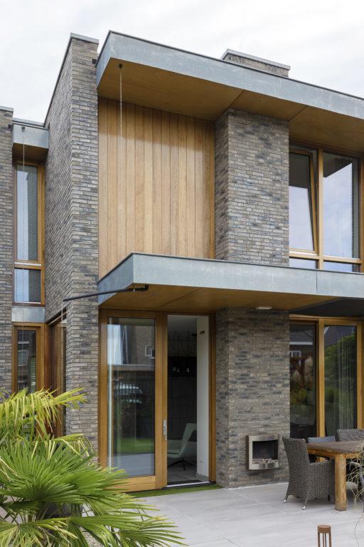 exterieur modern woonhuis nassaupark